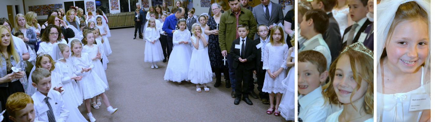 2019 1st Communion and Confirmation
