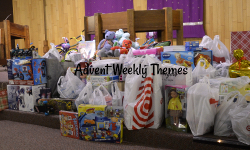 Advent Weekly Themes